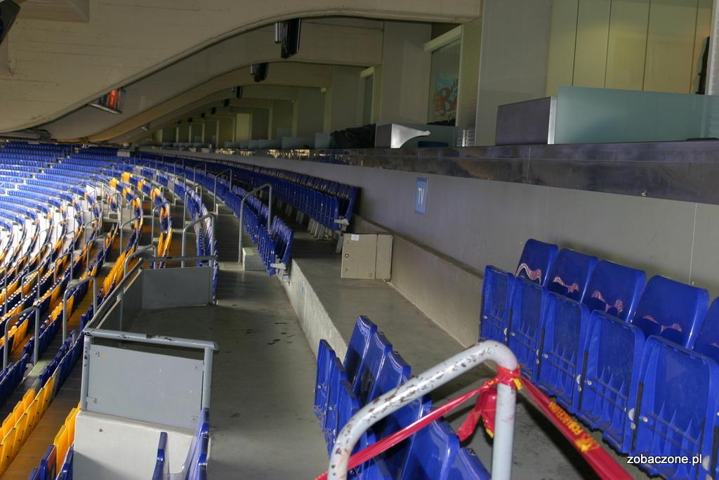 Tryubny stadionu FC Barcelona