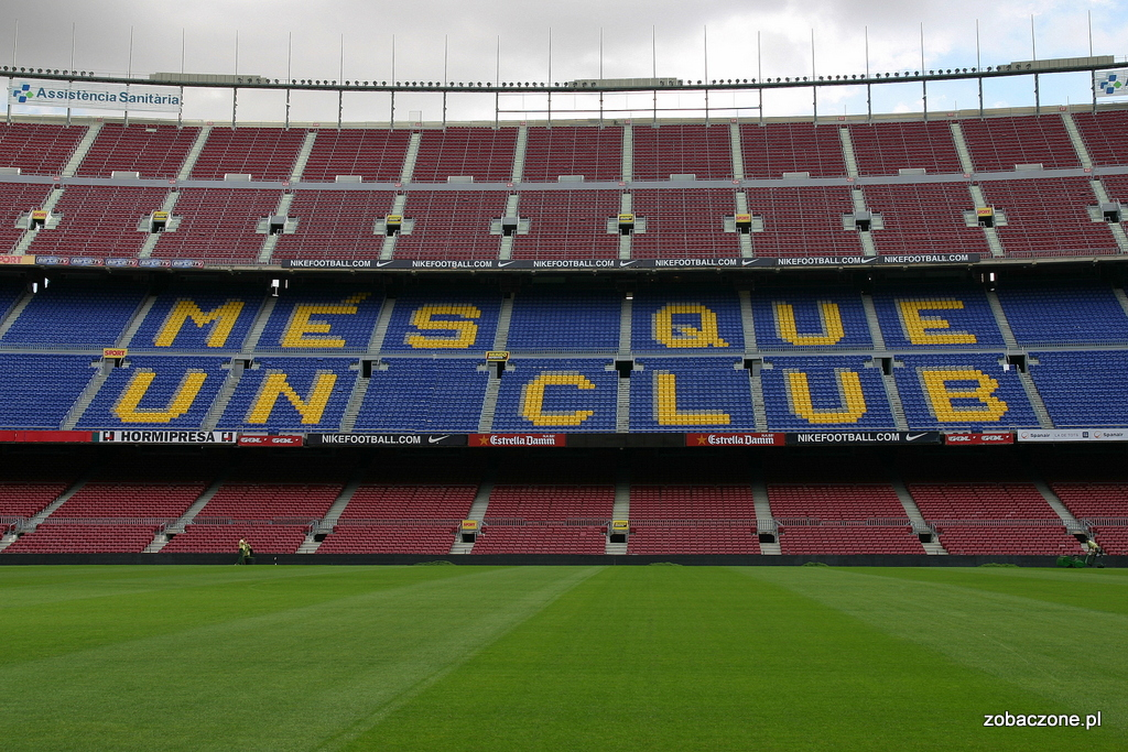 FC Barcelona - Więcej niż klub