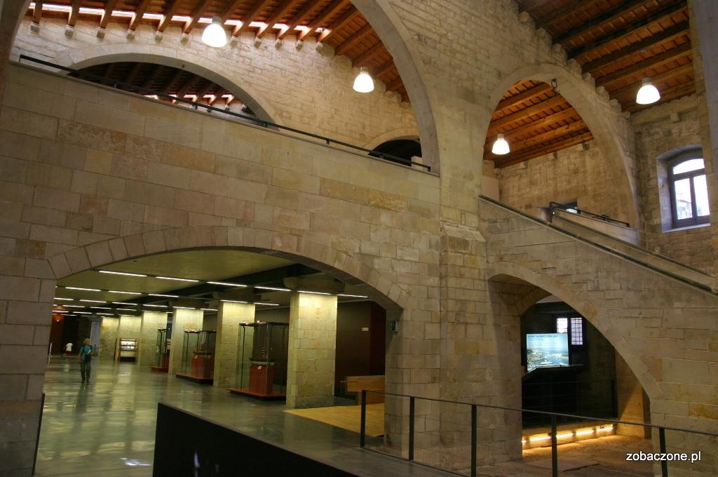 Barcelona Muzeum Morskie