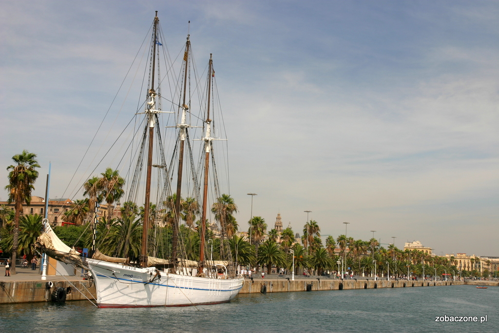 Muzeum Morskie Barcelona