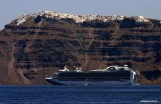 Brzegi Santorini