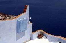 Romantyczne Santorini