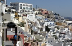 Zabudowa Santorini