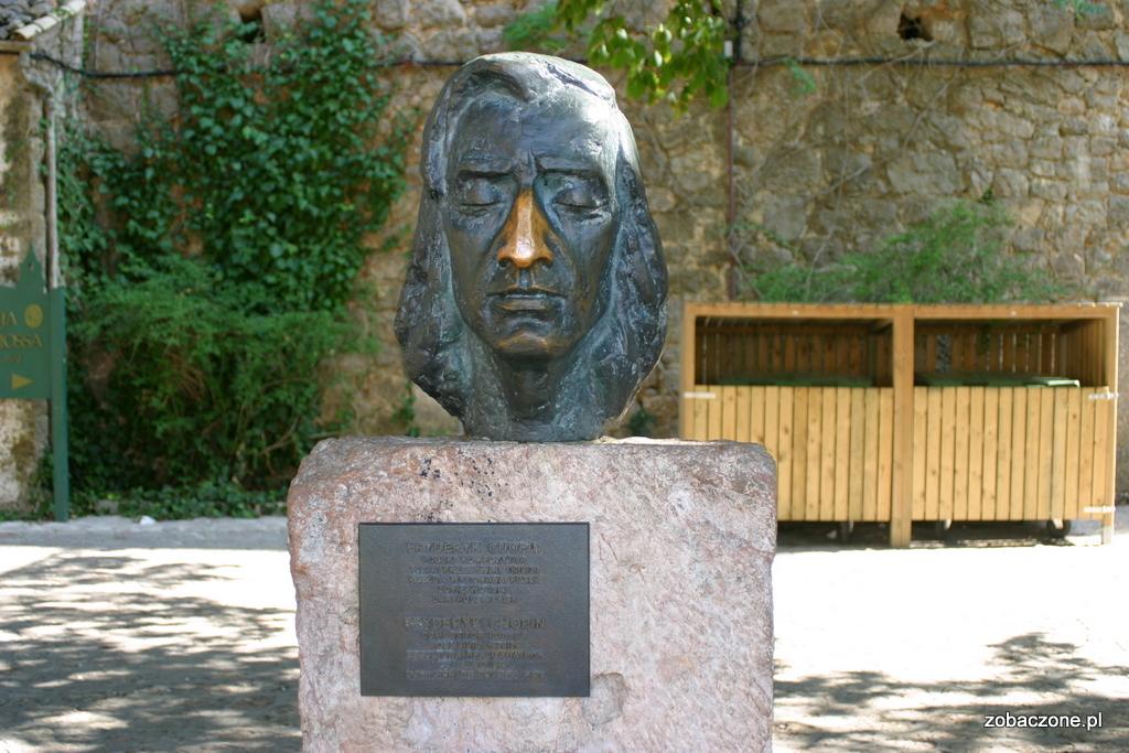 Valdemossa - Fryderyk Chopina