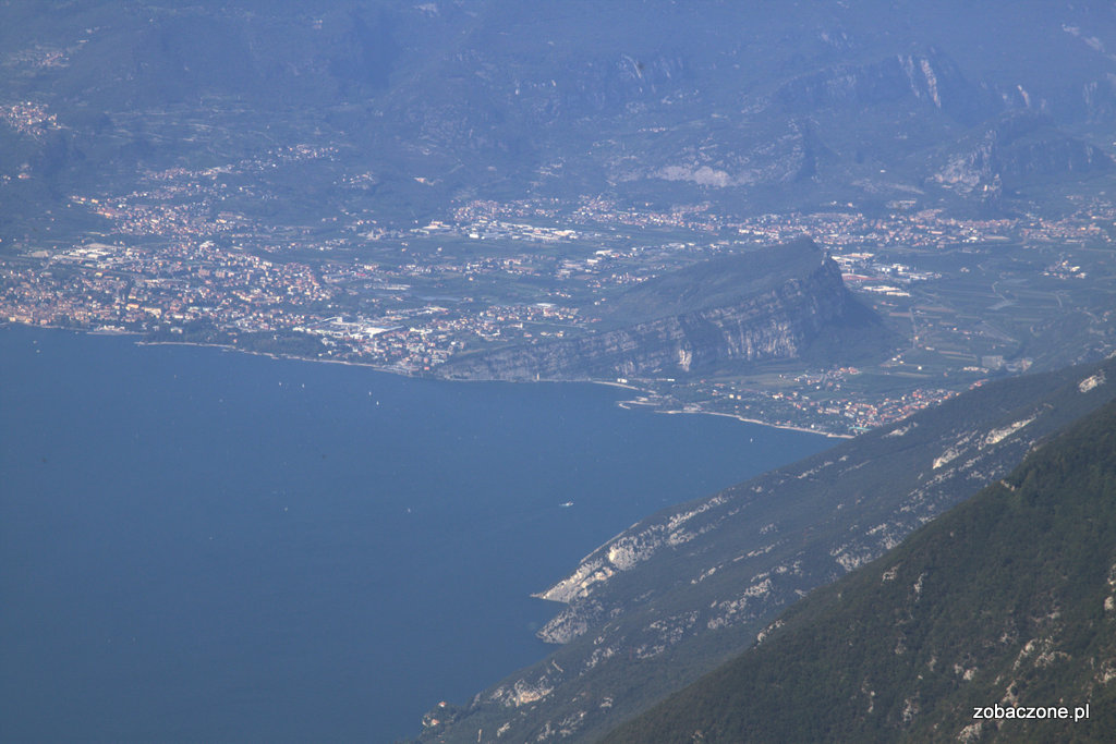 Widok na Riva del Garda