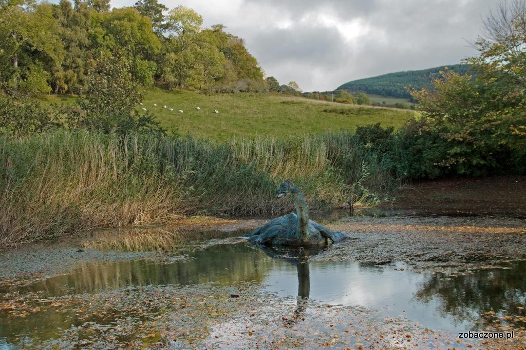 Nessie - potwór z Loch Ness
