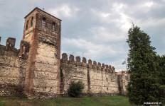 Zamek w Lazise