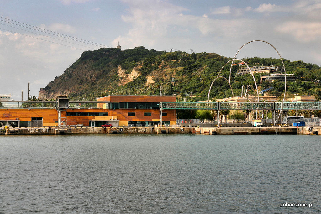 Wzgórze Montjuic