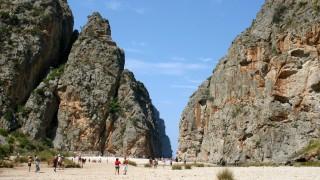 Wąwóz Torrent de Pareis, Majorka