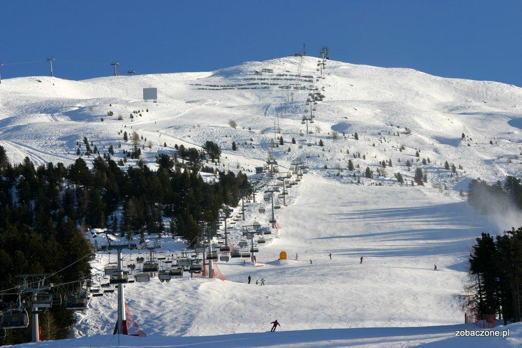Bormio, to dobrze przygotowane trasy, piękne góry i dobre jedzenie :)