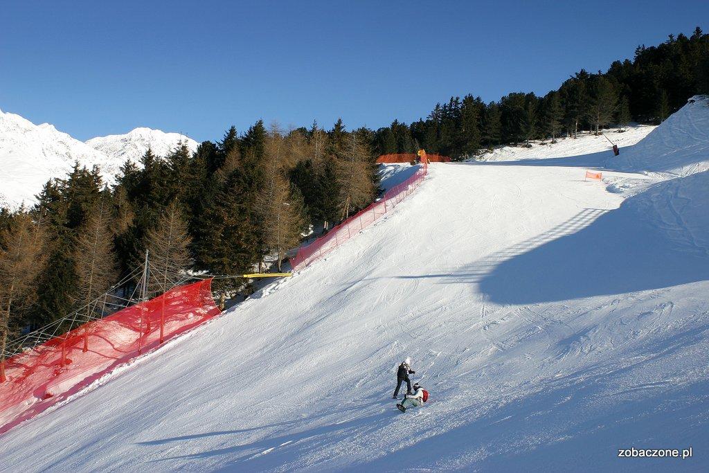 Stelvio - trasa zjazdowa, na której co roku rywalizują zawodnicy Pucharu Świata