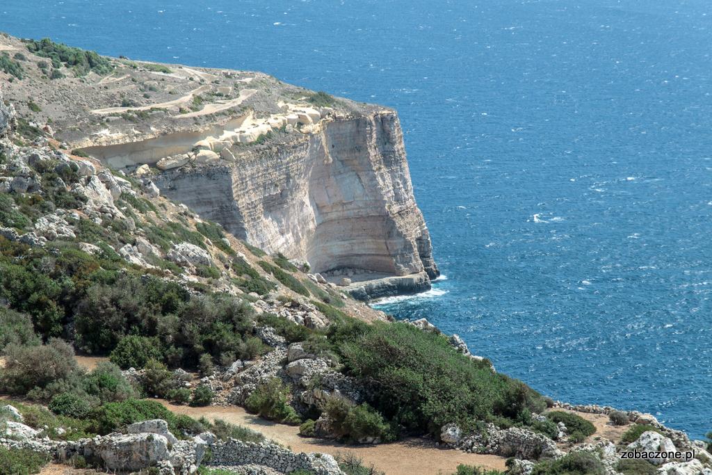 Klify Dingli - Malta