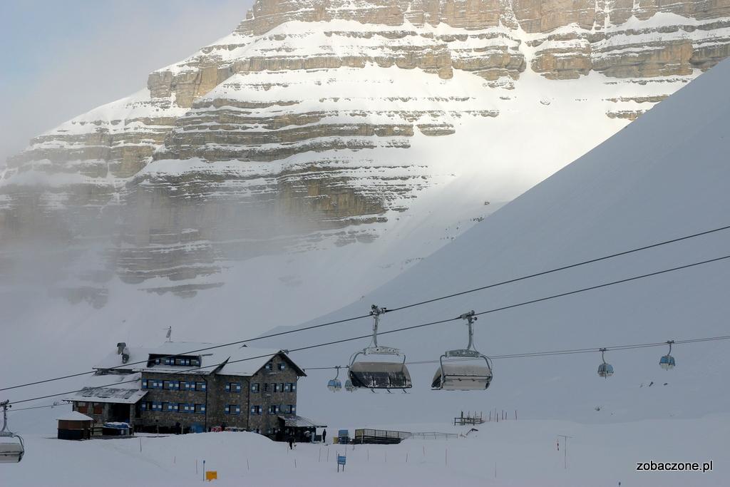Madonna di Campiglio, czyli narty w Dolomitach