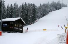 Słynna trasa slalomowa 3-Tre