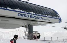Monte Vigo - w pobliżu schronisko Orso Bruno