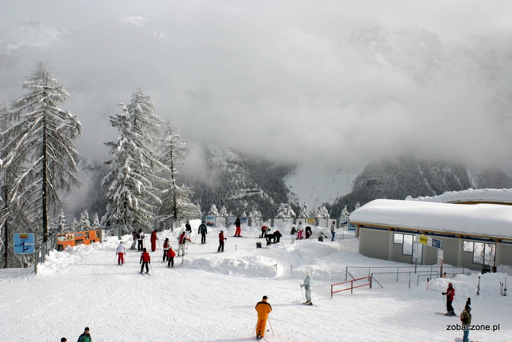Marileva - Folgarida - Madonna di Campiglio to jedna z największych sieci narciarskich we Włoszech