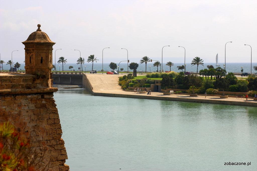 Nadmorska część Palmy