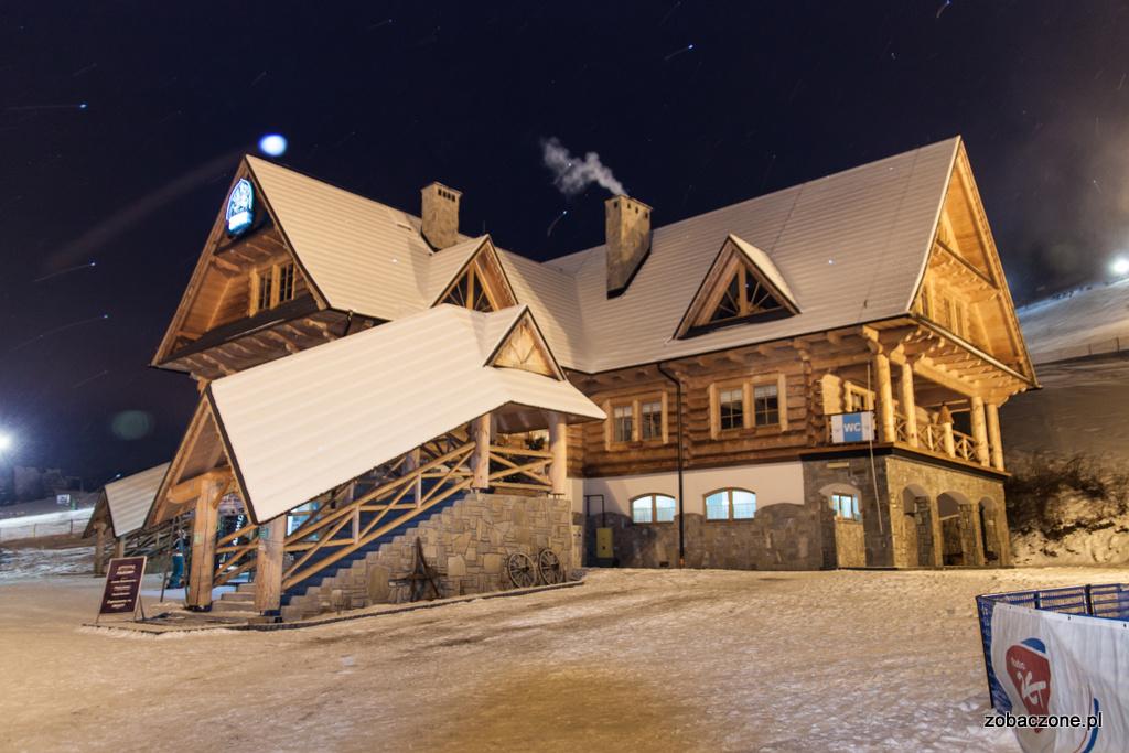 Po nartach - czas na relaks w knajpce