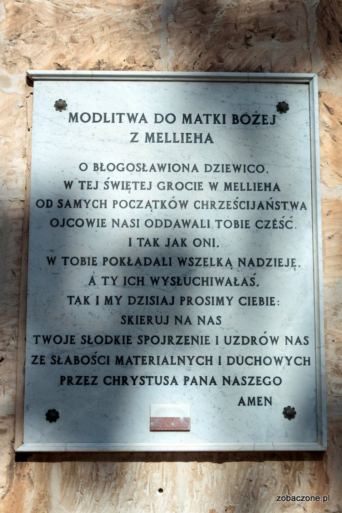 Na Malcie dobrze wiedzą, że Polska to również katolicki kraj