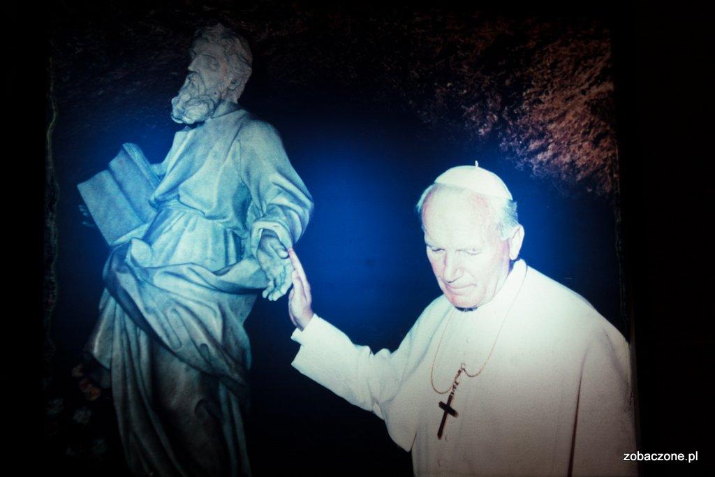 Na Malcie jest wiele miejsc upamiętniających wizyty Jana Pawła II