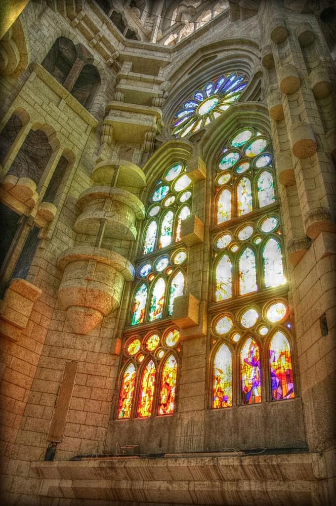 Sagrada Familia - Sühnekirche der Heiligen Familie