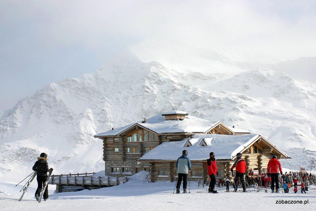 Santa Caterina przyciaga narciarzy swym wysokogórskim urokiem