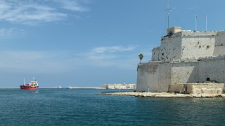 Zatoki wokół Valetty są pełne różnego rodzaju zabudowań fortyfikacyjnych