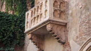 Chyba najsłynniejszy balkon na świecie