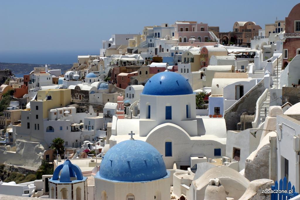 Santorini - Kreta