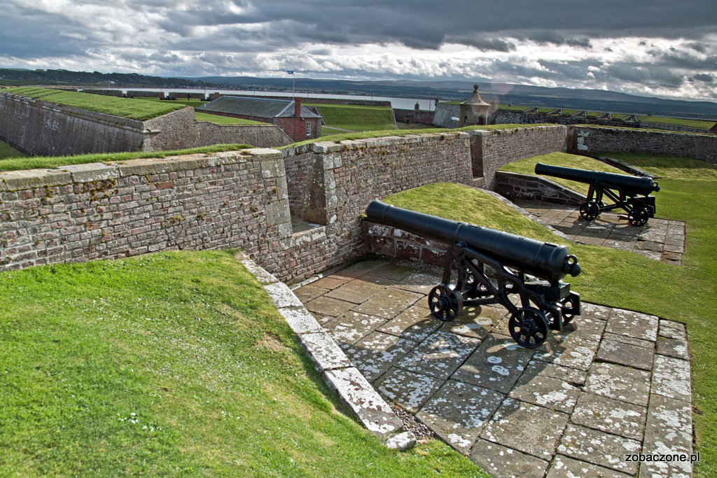 Fort George, Szkocja