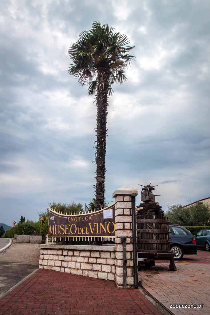 Muzeum Wina - Museo del Vino - Bradolino