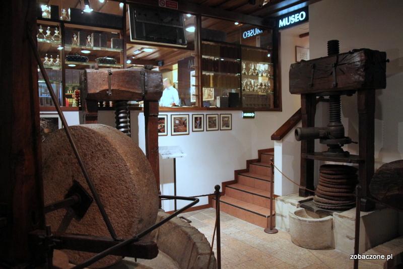 Muzeum oliwy, Bardolino