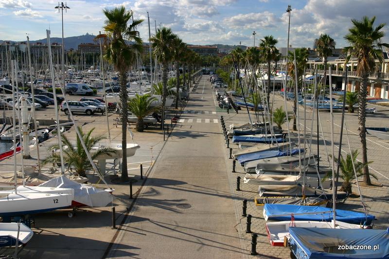 Port Olimpijski Barcelona