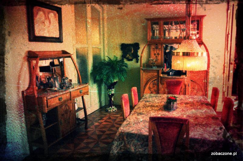 Wnętrza Casa Mila