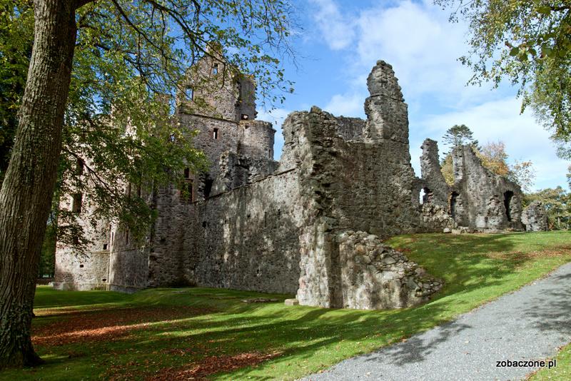 Zamek Huntly