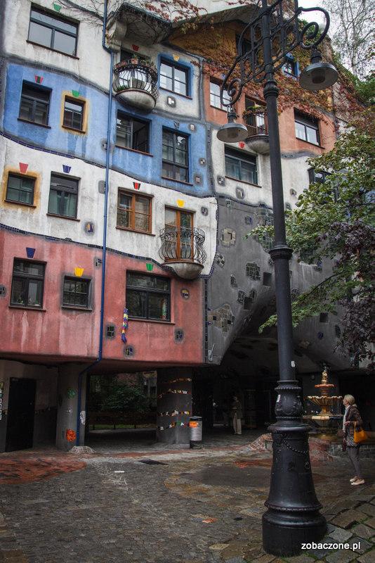 Hudnertwasserhaus, Wiedeń