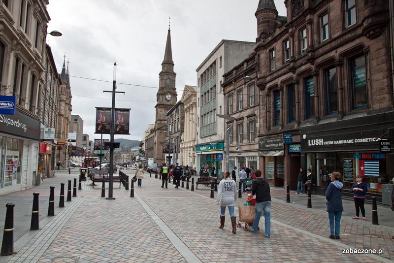 Inverness, Szkocja