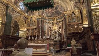 Katedra Jana Chrzciciela, Valletta, Malta