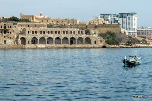 La Valetta - stolica Malty