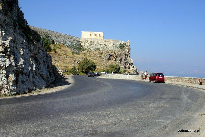 Rethymnon - Mury Fortezzy