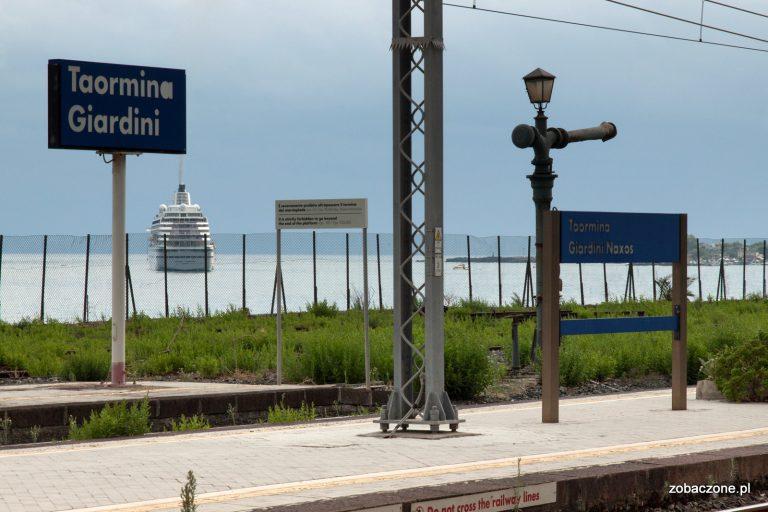 Stacja kolejowa Taormina - Giardini Naxos