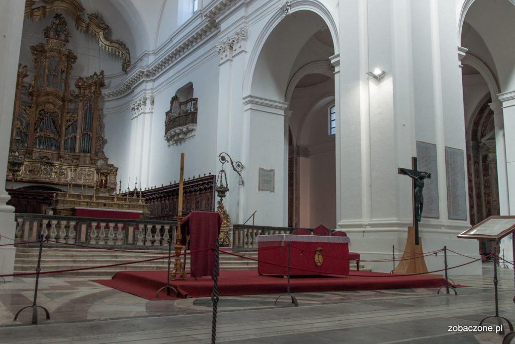 Klasztor i Kościół Benedyktynów - Katania