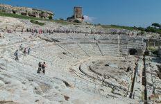 Teatr grecki w Syrakuzach