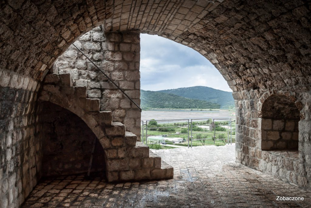 Ston w Chorwacji